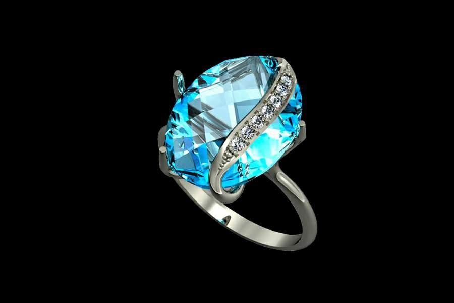 самые дорогие кольца с бриллиантами