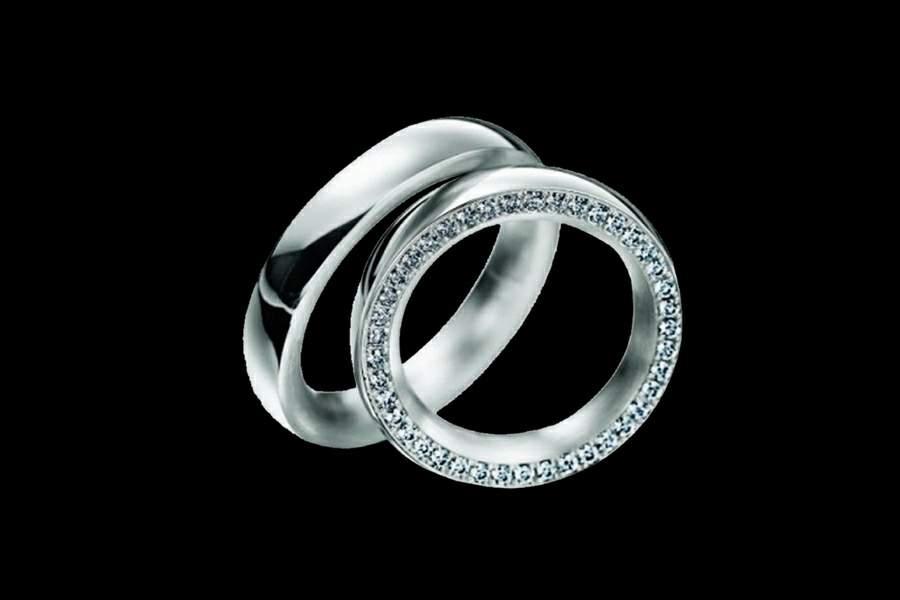 обручальные кольца в яшма золото