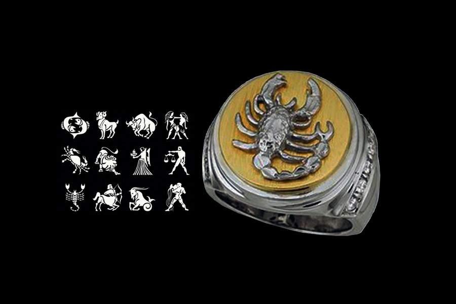 Подарки с символикой скорпиона 24
