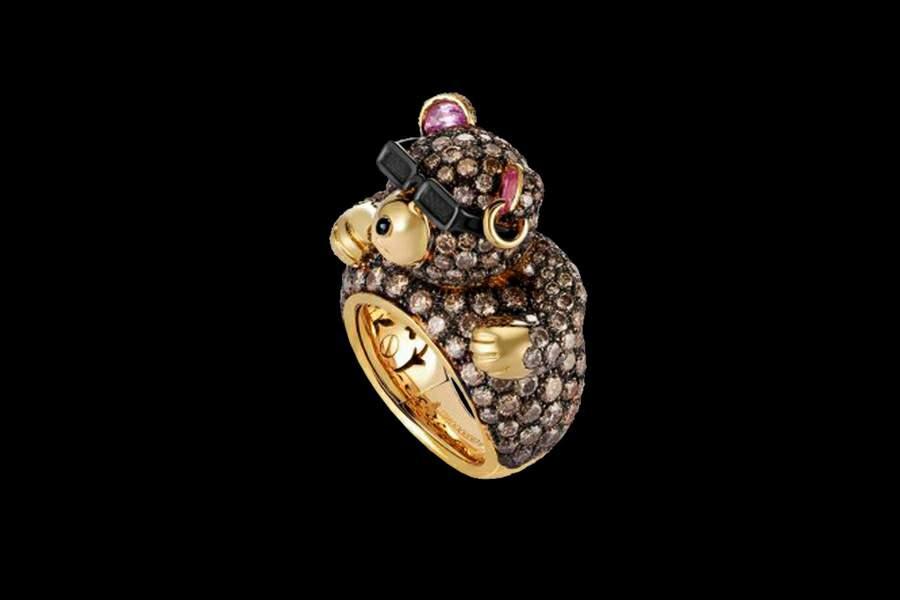 MJ - Luxury Rings & Jewelry Made of Gold, Platinum, Diamonds